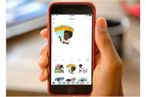 Snapchat yang terintegrasi dengan Bitmoji [Foto: Snapchat]