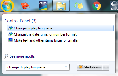 Cara Mengubah Display Language Pada Windows 7 Labana Id