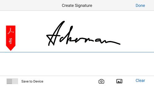 Cara Menambahkan Tanda Tangan Di Dokumen Pdf Pada Android Labana Id